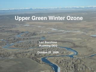 Upper Green Winter Ozone