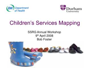 Children's Services Mapping