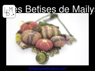 Bijoux artisanaux et accessoires de mode | LBM