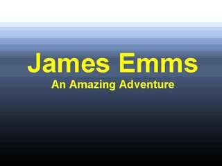 James Emms Adventure