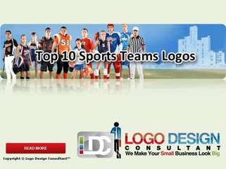 Top 10 Sports Logos