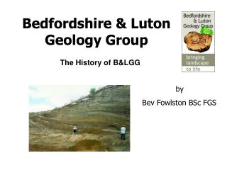 Bedfordshire  Luton Geology Group