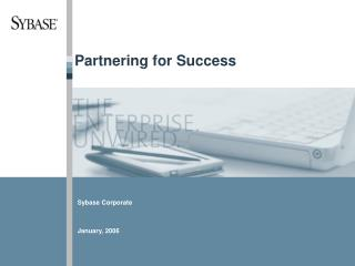 Partnering for Success