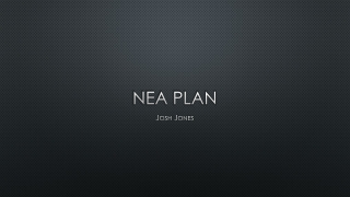 NEA Plan