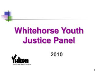 Whitehorse Youth    Justice Panel
