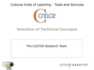 Selection of Technical Concepts