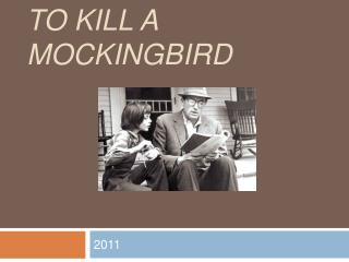 Journal Entries To Kill a Mockingbird