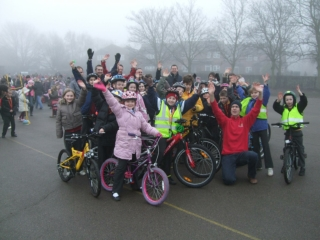 Safer cycling; A partnership project to better understand cycling patterns