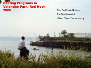 Boating Programs in Valentino Park, Red Hook 2008