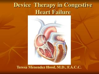 Device  Therapy in Congestive Heart Failure