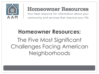 Homeowner Resources Provides Access to Exclusive Deals & Off