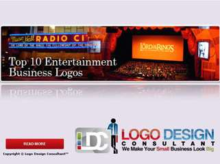 Top 10 Entertainment Logos