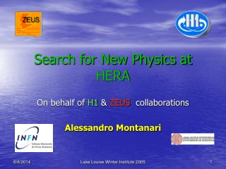 Search for New Physics at HERA