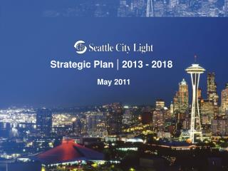 Strategic Plan  |  2013 - 2018