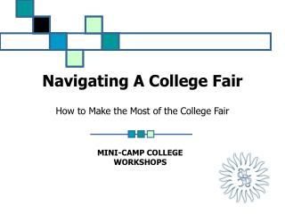 Navigating A College Fair