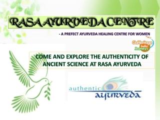 Rasa ayurveda Healing Centre