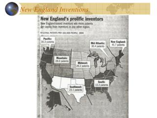 New England Inventions