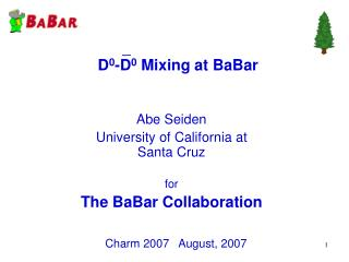 D0-D0 Mixing at BaBar