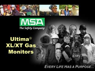 Ultima ®  XL/XT Gas Monitors