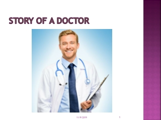 Story of a Doctor
