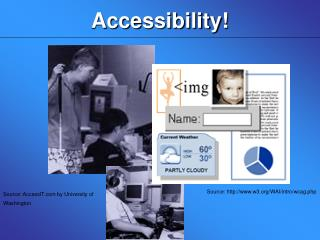 Accessibility!