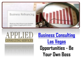Business Consulting Las Vegas