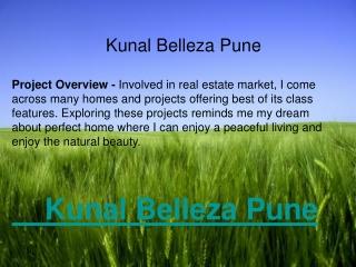 Kunal Belleza Pune
