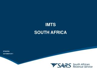 IMTS SOUTH AFRICA
