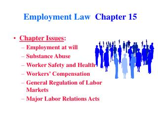 Employment Law   Chapter 15