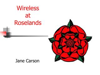 Wireless at Roselands