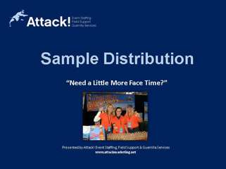 Promotional Sampling Case Study: Product Sampling