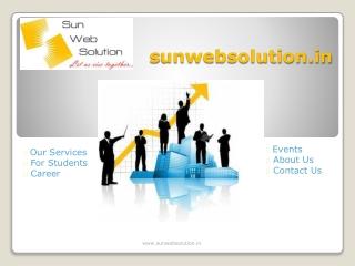 sunwebsolution