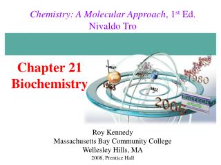 Chapter 21 Biochemistry