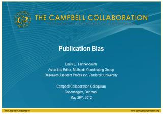 Publication Bias