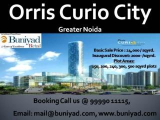 Orris Curio City | 99999011115 | Buniyad.Com