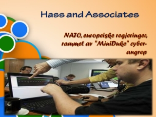 hass and associates review Madrid- NATO, europeiske regjerin