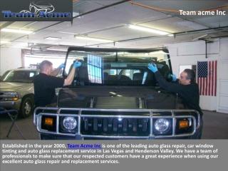 Team Acme Inc