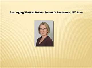 Anti Aging Medical Doctor
