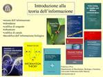 Introduzione alla  teoria dell informazione