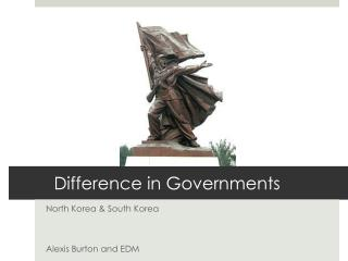Difference in Governments