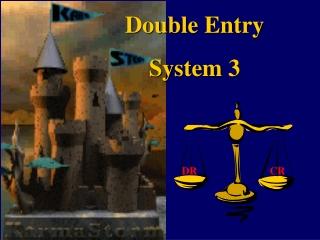 3 Doble entry