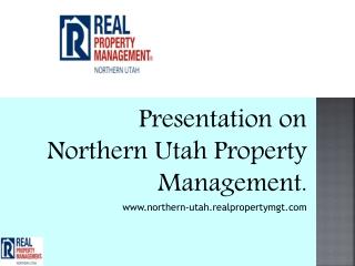 property management northern Utah