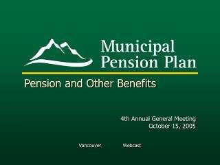 Vancouver Webcast