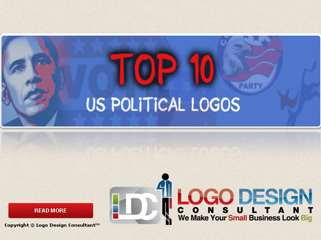 Top 10 US Political Party Logos