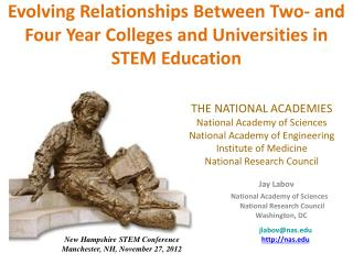 Evolving Relationships Between Two- and Four Year Colleges and Universities in STEM Education
