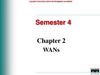 Semester 4