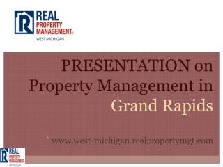 grand rapids property management companies