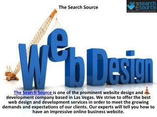 Searchsourcedesigns
