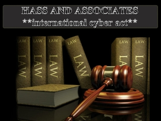 hass and associates international cyber act, Amerikas drakon