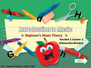 Intro to Music; Beginner's Music Theory
